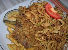 Spaghetti, Chicken, Ethnic Recipes, Food, Essen, Meals, Yemek, Noodle, Eten