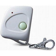 Keychain Remote Garage Door Opener Firefly 300Mhz Transmitter Solutions http://www.amazon.com/dp/B0015GDW3U/ref=cm_sw_r_pi_dp_aV1Ywb0R3C7JN
