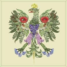 Coat Of Arms, Colored Pencils, Herb, Poland, Rooster, Painting, Animals, Instagram, Colouring Pencils