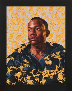 Image result for Kehinde Wiley