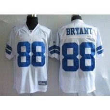 Cowboys  88 Dez Bryant White Stitched NFL Jersey 82fc01659