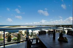 Apartments with beautiful views of the Pumicestone Passage