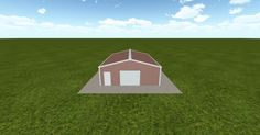 Cool 3D #marketing http://ift.tt/2tYBzcQ #barn #workshop #greenhouse #garage #roofing #DIY