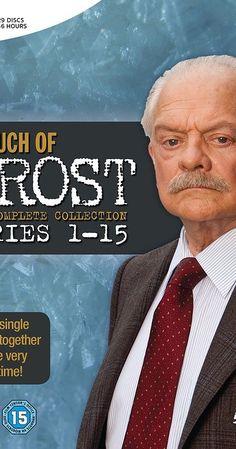 David Jason is detective Frost