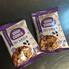 Cafe Mocha Coffee, dark rich chocolate, cacao, coconut sugar, hemp seeds, probiotics and love in each package! #cookies #yummy #protein #recipes #snacks