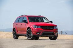 2019 Dodge Journey Comes modeled on FCA's Giorgio Platform - Car Announcements 2018-2019