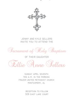 Collection of free printable. Christening Party, Christening Invitations, Baptism Party, Baptism Gifts For Girls, Baby Girl Baptism, Baptism Themes, Baptism Ideas, Shower Pics, Baby Shower