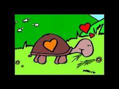 3. J'apprends les formes avec Fanny la tortue