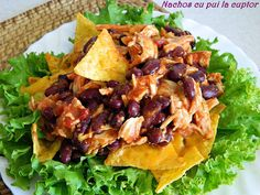 Nachos, Mexican, Ethnic Recipes, Food, Essen, Tortilla Chips, Yemek, Mexicans, Meals