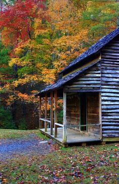 Henry Whitehead house, Cades Cove, TN