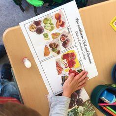 Wir haben Prospekte nach Obst und Gemüse durchforstet... Gar nicht so einfach was zu was gehört! #obstundgemüse #grundschulideen #grundschullehrerin #grundschulalltag #grundschule #sachunterricht #zweiteklasse #werkstatt #fruits #prospekte #healthyfood #wersuchetderfindet #froileinskunterbunt