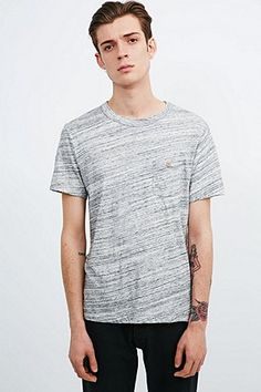 Shore Leave by Urban Outfitters Sphinx Tee in Grey - Urban Outfitters