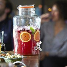 Kilner® 8 Litre Drinks Dispenser - from Lakeland