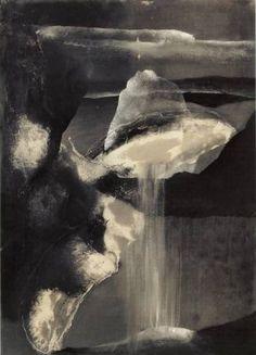 Fritz Winter, untitled, 1936