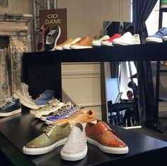 TRANOI Fashion Tradeshow june 25 - 27, Palais de la Bourse, Paris. Spring / Summer 2017 Dami collection.