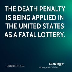The Death Penalty has failed.  150 Death-Row Exonerees prove the system is NOT WORKING.