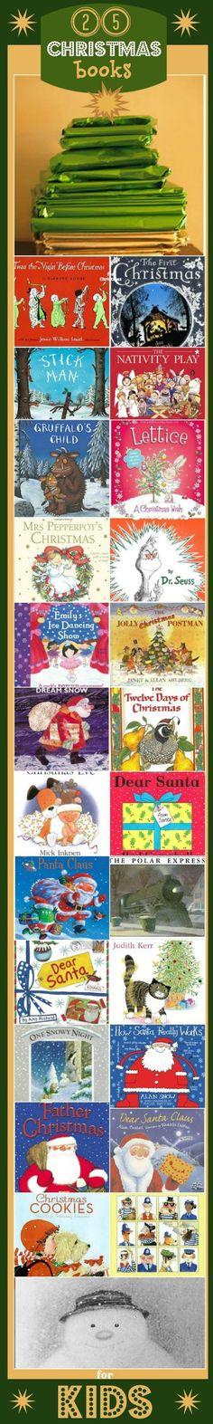 holiday, advent calendars, festiv book, 25 book, christma book