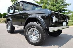 '68 BRONCO love on top of love dipped in love wrapped in love with i want you sprinkles!