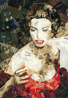Collage by Ines Kouidis