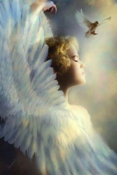 Sfondi di angeli