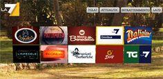 LA7 ON YOUTUBE // Dodicitrenta presenta il canale YouTube di La7, tra i primi in Italia ad essere completamente brandizzato: grafica personalizzata e funzioni specifiche per tutti i programmi e i contenuti editoriali del canale televisivo.