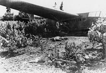 Crashed german glider DFS 230 in Crete 1941, pin by Paolo Poop Stain Marzioli