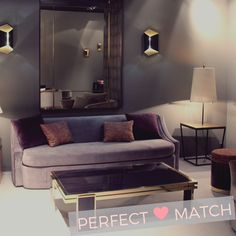 Perfect match: 4 beautiful combinations in home decor