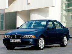 BMW 525i Sedan (2000 – 2003).