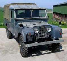 Land Rover 107 , 1950