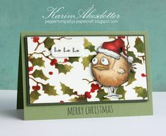 Inspiration Emporium - Merry Christmas Bird