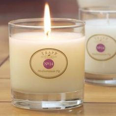 Trapp Candles No 14-Mediterranean Fig- 7 Oz Poured Candle @TrappCandles