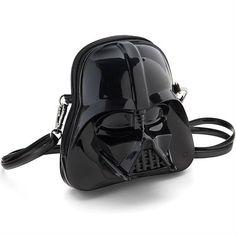 darth vader helmet purse