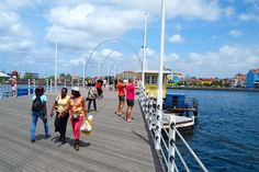 Queen Emma Bridge, Curacao | Willemstad