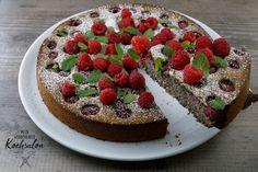 Mein wunderbarer Kochsalon Tiramisu, Cheesecake, Low Carb, Ethnic Recipes, Desserts, Butter, Food, Flourless Cake, Almonds