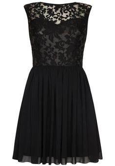 Mela Cocktailkleid / festliches Kleid - black - Zalando.de
