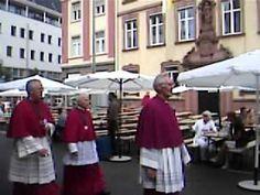Bischof Dr. Franz-Peter Tebartz van Elst, Frankfurter Kaiserdom am 22.08...