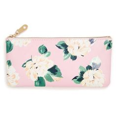 Ban.do Lady Of Leisure Pencil Pouch (120 NOK) ❤ liked on Polyvore featuring home, home decor, office accessories, bags, office, filler, lady of leisure, zipper pencil case, zipper pouch and zip pouch