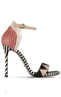 SERGIO ROSSI Heels <3 I think I might love them ... But then I don't know... .??