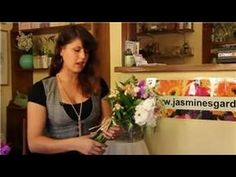Wedding Flower Ideas : Wildflowers for Bridal Bouquet - YouTube