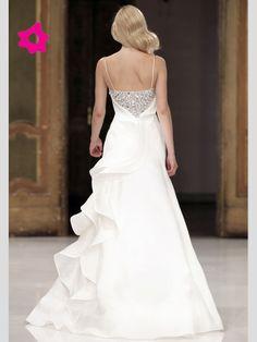 Abito da sposa 2012 di Atelier Aimee Montenapoleone.