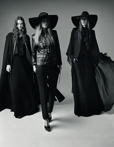 """""""Witches"""" by Richard Bush for i-D, pre-spring 2013"""