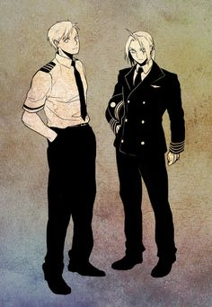 Pilot brothers | Hase [