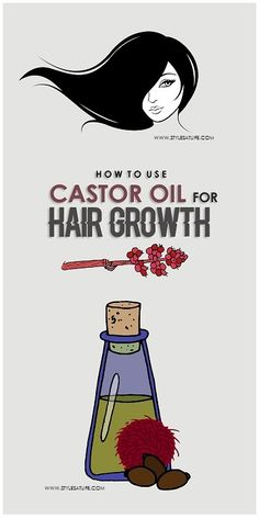 How To Use And Apply Castor Oil For Hair Growth?