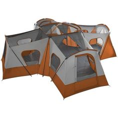 What Is Camping Tent Sleeping Capacity – Does It Make Sense? The capacity of a tent is frequently given in its name already and in specifications as well. So what is camping tent sleeping capacity and how is it determined? Does it make sense at all? Best Tents For Camping, Cool Tents, Camping Gear, Outdoor Camping, Camping Storage, Camping Stuff, Camping Outdoors, Camping List, Luxury Camping