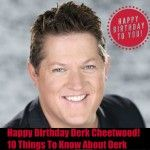 'General Hospital' Happy Birthday GH's Derk Cheetwood – 10 Things To Know About Derk!