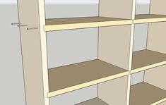 棚をDIYで自作するときの作り方の基本。   Lifeなび How To Plan, How To Make, Bathroom Medicine Cabinet, Shelving, Diy Crafts, House, Home Decor, Shelves, Decoration Home
