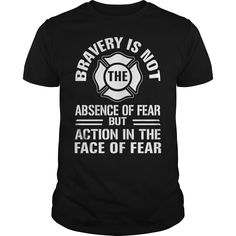 (Tshirt Most Sell) Bravery is not the absence of fear.  Top Shirt design  andquot;BRAVERY IS NOT THE ABSENCE OF FEAR BUT ACTION IN THE FACE OF FEAR.andquot;  Limited Edition T-Shirt For Firefighter #Firefighter  Tshirt Guys Lady Hodie  SHARE and Get Discount Today Order now before we SELL OUT Today  Camping 5 t shirts is not the absence of #pinterest #tshirt #discounttshirt #tshirtdesign #tshirtlove #tshirtonline #lady #man #fashion #discount #today #facebookshirt