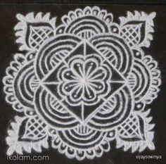:::::::: Rangoli Patterns, Rangoli Ideas, Indian Rangoli, Kolam Rangoli, Beautiful Rangoli Designs, Kolam Designs, Traditional Rangoli, Padi Kolam, Latest Rangoli
