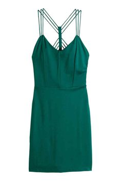 Vestido sem mangas   H&M