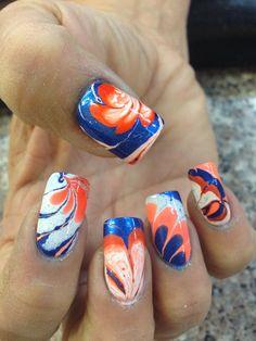 Broncos nail